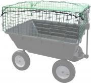 Güde Aufsatzgitter mit Netz für Güde Gartenwagen GGW 500
