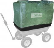 Güde Aufsatzplane aus Polyethylen für Güde Gartenwagen GGW 300