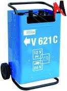 Güde Batterielader V 621 C Batterieladegerät Starthilfe Autostarter 12 & 24 V