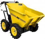 Güde Benzin-Gartenmulde GGM 300/4X4 Minidumper Motorschubkarre Raupendumper 4-Räder 140 l 6,5 PS