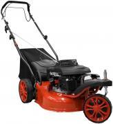 Güde Benzin-Rasenmäher Eco Wheeler Trike 410 405 mm Schnittbreite mit 40 l Fangsack 2,6 PS