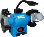 Güde Doppelschleifer GDS 150 L Schleifbock Schleifgerät Schleifband Schleifmaschine 230 V 370 Watt