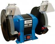 Güde Doppelschleifer GDS 200 Schleifbock Schleifgerät Schleifband Schleifmaschine 230 V 350 Watt