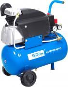 Güde Druckluft Kompressor 231/10/24 230 V 1,5 kW Industriekompressor Luftdruck Hochdruck 10 Bar Ölschmierung