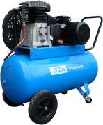 Güde Druckluft Kompressor 580/10/100 EU 400 V 3 kW Industriekompressor Luftdruck Hochdruck 10 Bar ölschmierung
