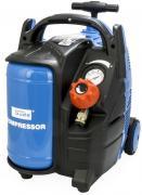 Güde Druckluft Kompressor Airpower 200/10/5 TY 230 V 1,1 kW Luftdruck Hochdruck 10 Bar ölfrei