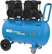 Güde Druckluft Kompressor Airpower 375/8/100 ED-SILENT 230 V 2,2 kW Luftdruck Hochdruck 8 Bar ölfrei