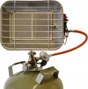 Güde Gasheizstrahler Heizgerät GHS 4200 Piezo Zündung Zeltheizung Bauheizer 4,4 kW