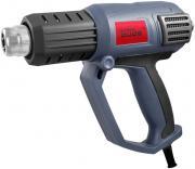 Güde Heißluftgebläse HLG 650-2000 LCD Heissluftpistole Heissluftfön inkl. Koffer und Düsen