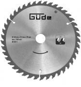 Güde HM-Sägeblatt 160x2,4x20mm 24 Z für Güde Kreissäge 55-1300