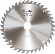 Güde HM-Sägeblatt 210x30 mm 60 Zähne für diverse Güde Tisch- und Kappsägen