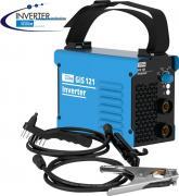 Güde Inverter Schweißgerät GIS 121 Elektrodenschweißgerät Schweisser Schweißer 230 V
