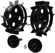 Güde Metallräder DMR 420 Gartentechnik Kombigeräte Benzin Anbauwerkzeug