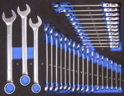 Güde Schraubenschlüssel Set 32 tlg.
