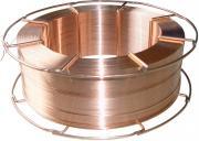 Güde Schweissdraht 1,0mm/15kg Kupferschweißdraht Schweißgerät Stahldraht