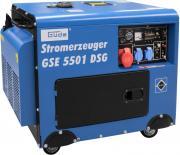 Güde Stromerzeuger GSE 5501 DSG 6,5 kW Stromgenerator Notstromaggregat Diesel