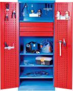 Güde Werkzeugschrank PRO UNI Werkbank Stahlschrank Werkstattschrank Metallschrank