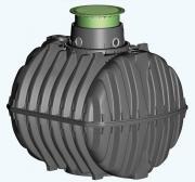 GRAF Carat Klärbehälter 6500L mit begehbarer Tankabdeckung