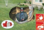 GRAF Carat-Paket Garten-Komfort PKW befahrbar 13000 L Set