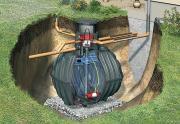 GRAF Carat-Paket Garten-Komfort PKW befahrbar 8500 L