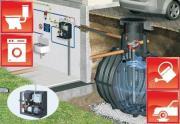 GRAF Carat-Paket Haus-Professionell 10000 L PKW-befahrbar