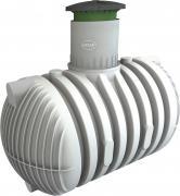 GRAF CARAT XL Trinkwasser Erdspeicher blau 10000L, incl. Einbauanleitung