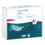Gre 8 Flockkartuschen á 125 g Wasserpflege Poolpflege Flockungsmittel Sandfilter