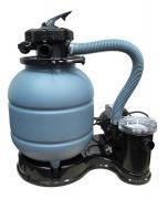 Gre Filtersysteme - Filterpumpen Sandfilter Ø320 mm - Fließgruppe 4 m3 / h mit Vorfilterpumpe