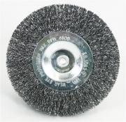 Grizzly 2 x Ersatzbürste Metall, SB verpackt, geblistert für Grizzly Fugenreiniger EFB 401 / ERB 550