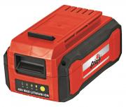 Grizzly Ersatzakku 40 V, 2,5 Ah (90 Wh) passend für alle Geräte aus dem 40 V Akkusystem