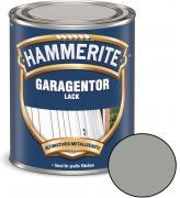 Hammerite Garagentor-Lack Seidenmatt grau 750 ml