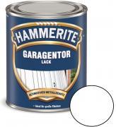 Hammerite Garagentor-Lack Seidenmatt weiß 750 ml
