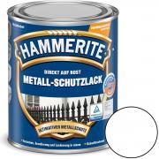 Hammerite Metallschutz-Lack Glänzend 250 ml weiß