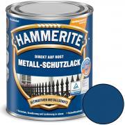 Hammerite Metallschutz-Lack glänzend 250 ml blau