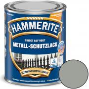 Hammerite Metallschutz-Lack Glänzend 250 ml hellgrau