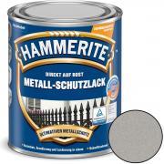 Hammerite Metallschutz-Lack Glänzend 250 ml silber