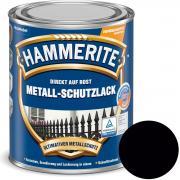 Hammerite Metallschutz-Lack Glänzend 250 ml schwarz