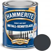 Hammerite Metallschutz-Lack Glänzend 250 ml anthrazitgrau RAL 7016