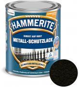 Hammerite Metallschutz-Lack Hammerschlag 250 ml schwarz