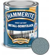 Hammerite Metallschutz-Lack Hammerschlag 750 ml metallblau