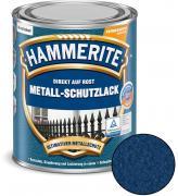 Hammerite Metallschutz-Lack Hammerschlag 750 ml dunkelblau