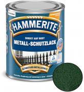 Hammerite Metallschutz-Lack Hammerschlag 2,5 L dunkelgrün