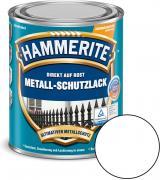 Hammerite Metallschutz-Lack Matt 250 ml weiß