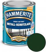 Hammerite Metallschutz-Lack Matt 250 ml dunkelgrün