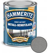 Hammerite Metallschutz-Lack Struktur-Effekt 250 ml silbergrau