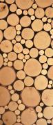 Heatfun Tuchcover Holzblöcke für Heatfun Pro L Material: Dekotex, Polyester Waschbar