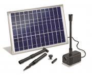 Heissner Solar-Teichpumpen-Set ca.610 l/h