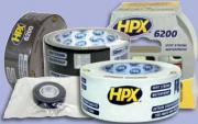 HPX 6200 Repair Tape schwarz Rolle 50mm x 5m