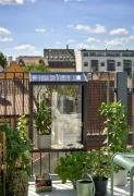 Juliana Gewächshaus Balcony 0,16 m² 27x60x79 cm