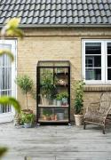 Juliana Gewächshaus City Greenhouse 4 mm Sicherheitsglas 0,32 m²